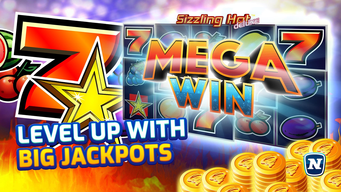 Sizzling Hot Deluxe Jackpot